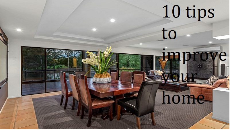 home improve tips