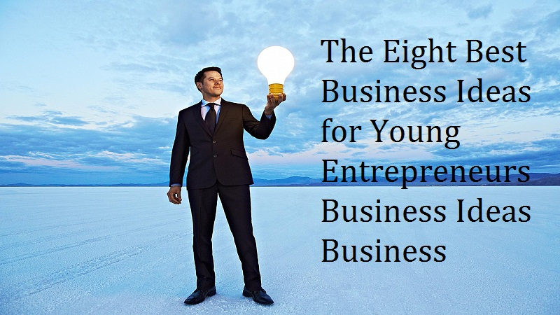young entrepreneurs business