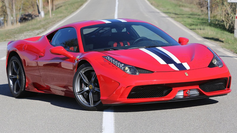 Filtered Out Before You The Ferrari 488 Sports Speciale The Most Radical And Powerful Eight Cylinder Ferrari