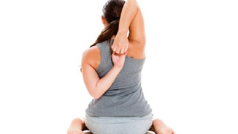 dorsal back pain