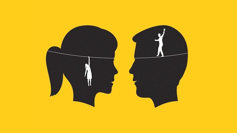 Inequality between men and women