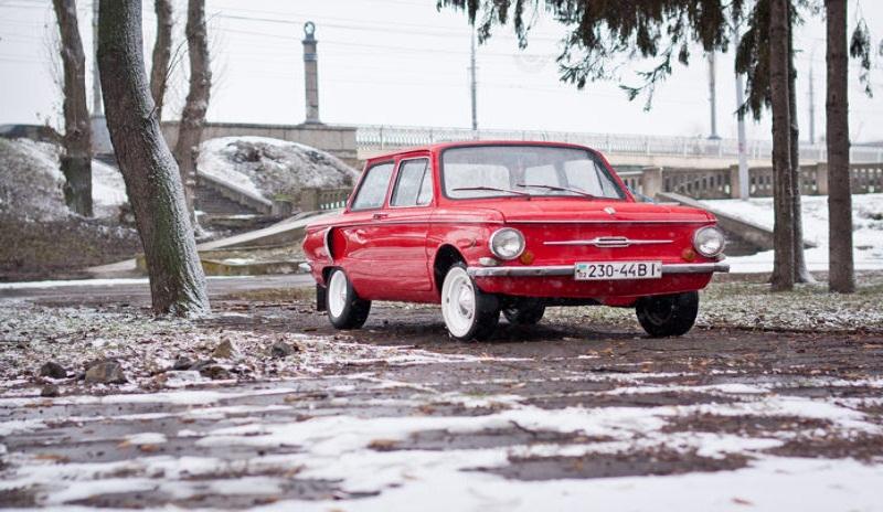 cars in Russia
