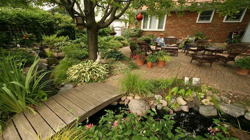 favorite garden