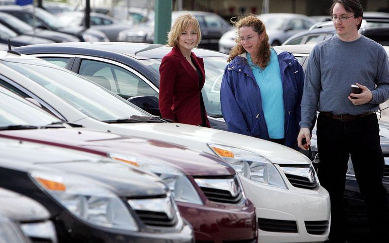 buy used car or new car