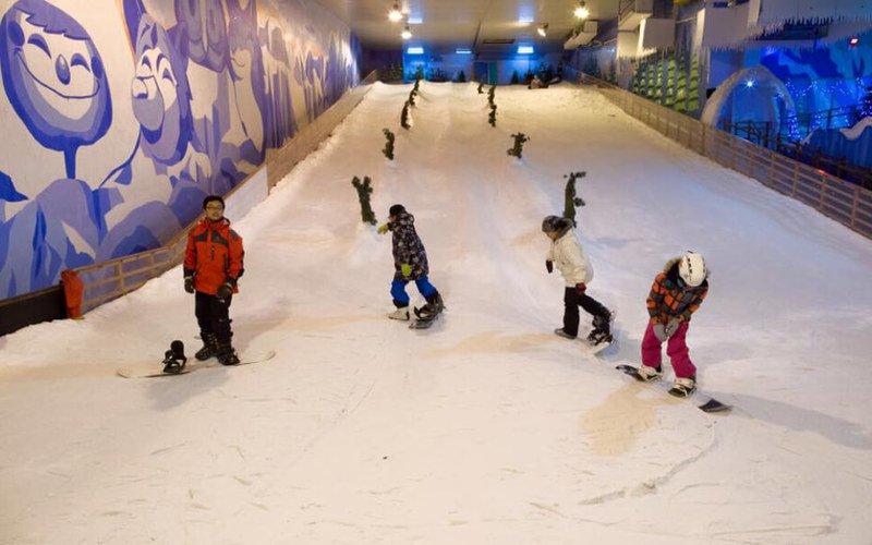 a snow sports