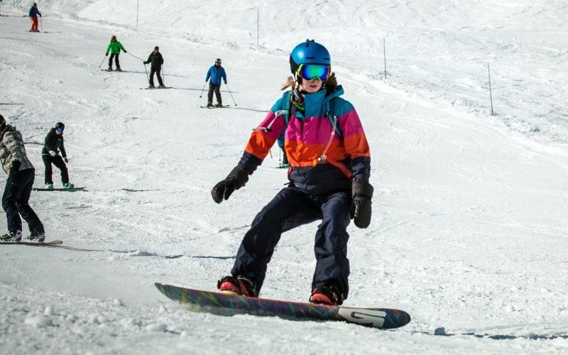top snow sports