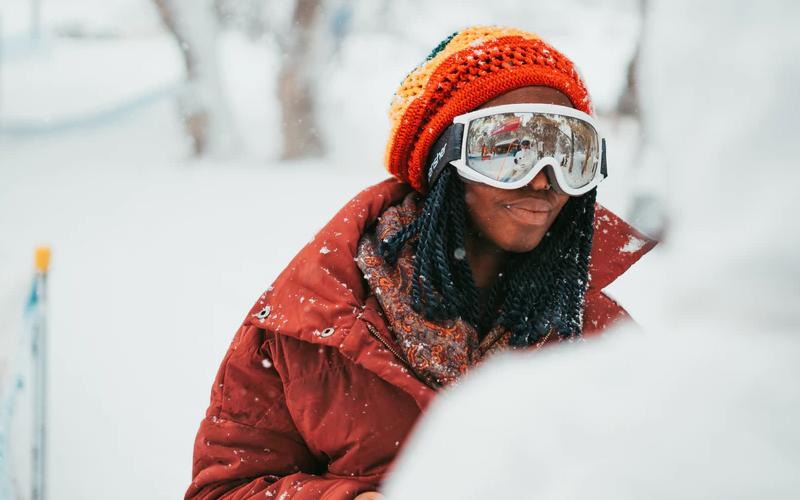 the first ski trip