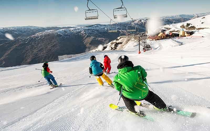 best ski trip