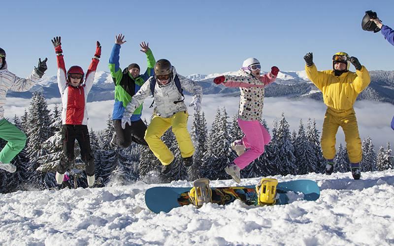 best first ski trip