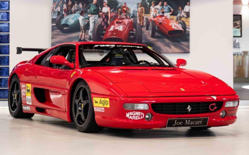 top Ferrari Testarossa