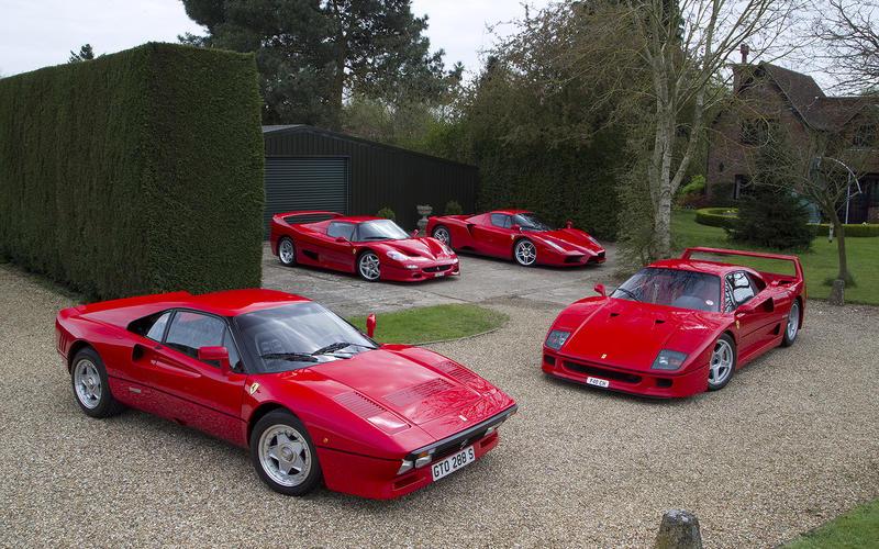 best Ferrari Testarossa