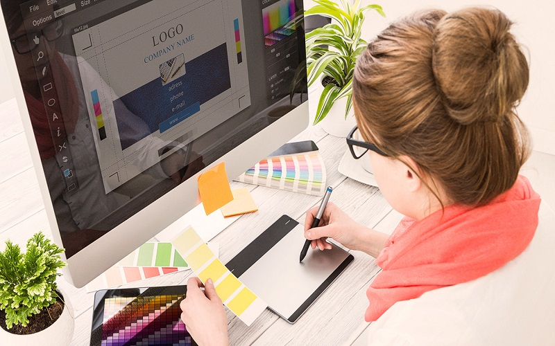 Graphic design career