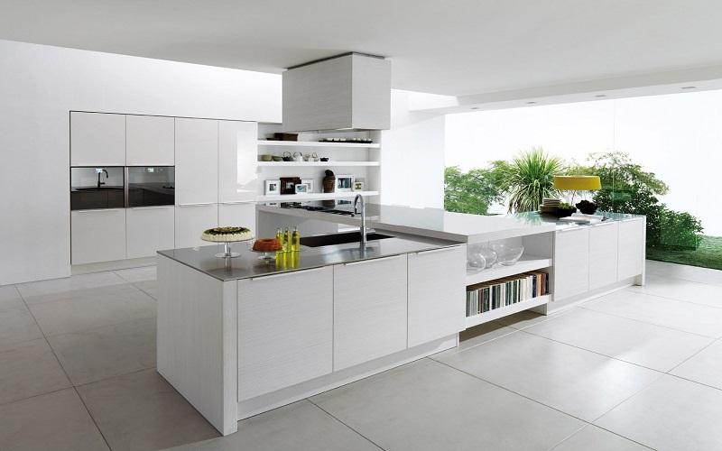 Kitchens small white kitchens