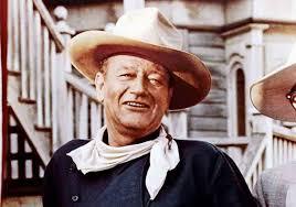 The world's most famous Cowboy, John Wayne.
